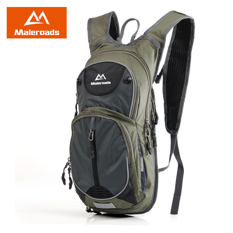 Maleroads Profession Bicycle rucksacks Bike Knapsack Road cycling bag Riding Bag running Packsack Sport Backpack Ride pack 15L maleroads profession bicycle rucksacks bike knapsack road cycling bag riding bag running packsack sport backpack ride pack 15l