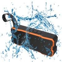 Bluetooth Speaker Mini Speaker Portátil Recarregável Falante Sem Fio À Prova D' Água 3D Stereo Som Baixo para smartphones