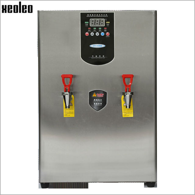 Xeoleo Commercial 60L Water dispenser Hot Water machine 180L/H ...