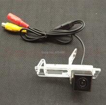 Бесплатная Доставка! Sony CCD Специальный вид сзади автомобиля Парковка Детская безопасность Резервное копирование Обратный с Руководство линия камеры для Renault Fluence duster