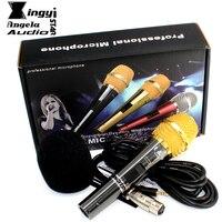 Professional Studio Recording Microphone BM700 Condenser Mic Mike For Music Create Microfono De Condensador Microfone De