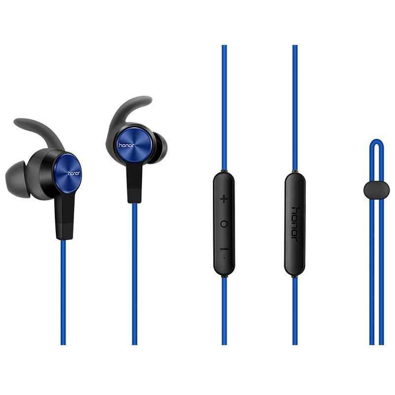 Honor xSport słuchawki Bluetooth V4.1 bezprzewodowy końcówka douszna AM61 sport wodoodporny słuchawki do biegania sterowanie głosem