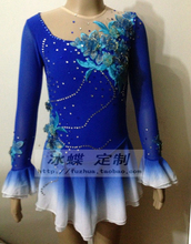 adult skating dress custom competition ice skating dress for adult ice skating dress competition custom free shipping F8992