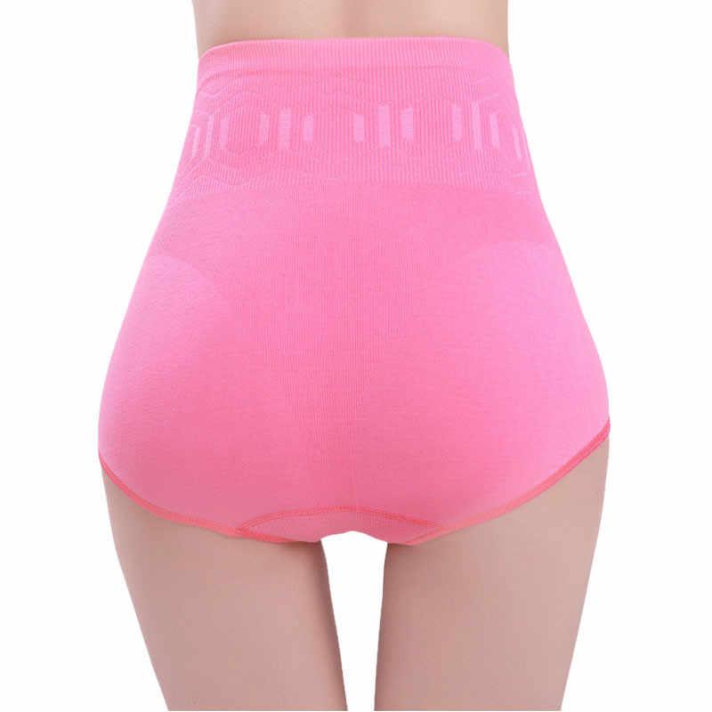 נשים גבוהה מותן בטן בקרת תחתוני מותניים גוף הרזיה Shapewear מחוך תחתוני גוף בטן בקרה