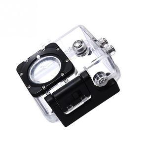 Image 4 - חדש חיצוני ספורט פעולה מצלמה תיבת מקרה מקרה עמיד למים עבור מצלמה אביזרי SJ4000 SJ4000 + SJ7000 SJCAM עם שחור מהדורה