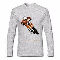 Gothic Rock T Shirt Motocross Good Racer Men Blouse Camiseta Boys Mens T Shirt New Design