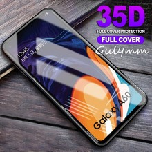 Tempered Glass For Samsung Galaxy J 3 5 7 A 6 8 Screen Protector 9H 35D Protective Film On 10 20 30 40 50 60 70 Glas Cover