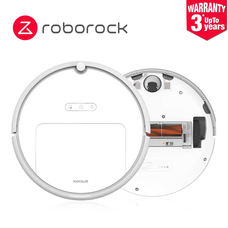 New Roborock Xiaowa E20 Xiaomi MI Robot Vacuum Cleaner 3 for Home Automatic  Sweeping Dust Sterilize Mijia App Smart Planned Map