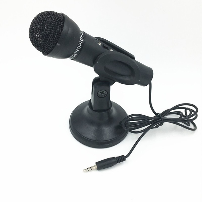 Professional Mini Microphone Clear Sound SM57 57LC SM 58 58LC SM58LC Computer Mic Handheld Wired Karaoke Microphone Mikrofono