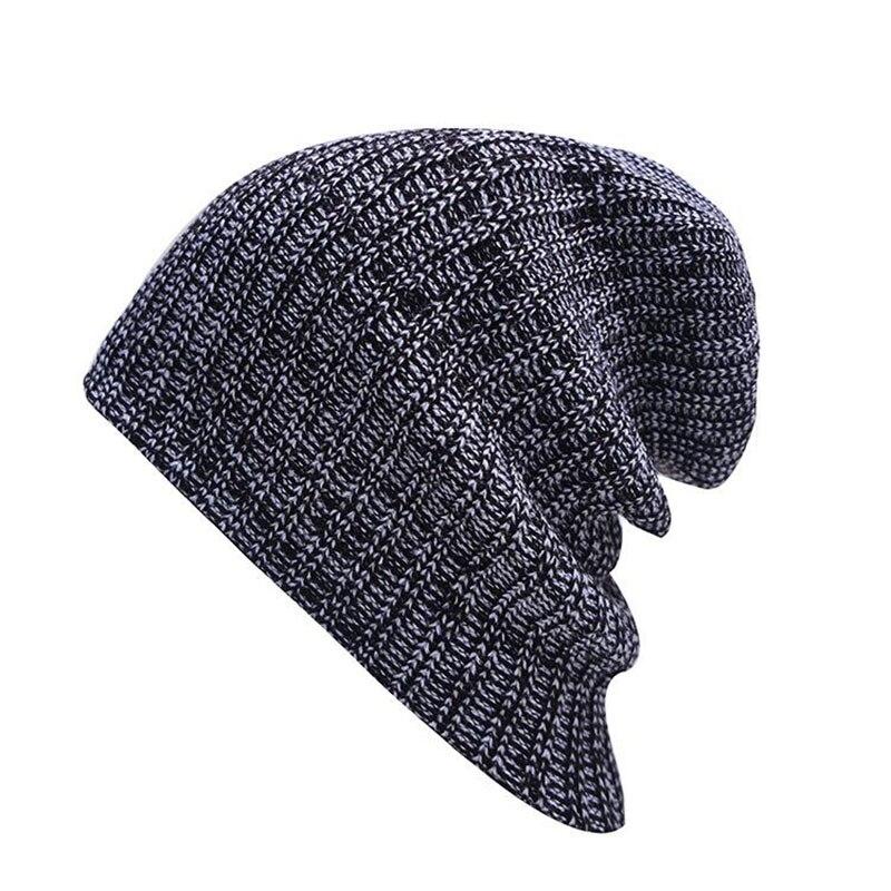 Brand Winter Hat For Men Skullies Beanies Women Fashion Warm Cap Unisex Elasticity Knit Beanie Hats Drop Shipping