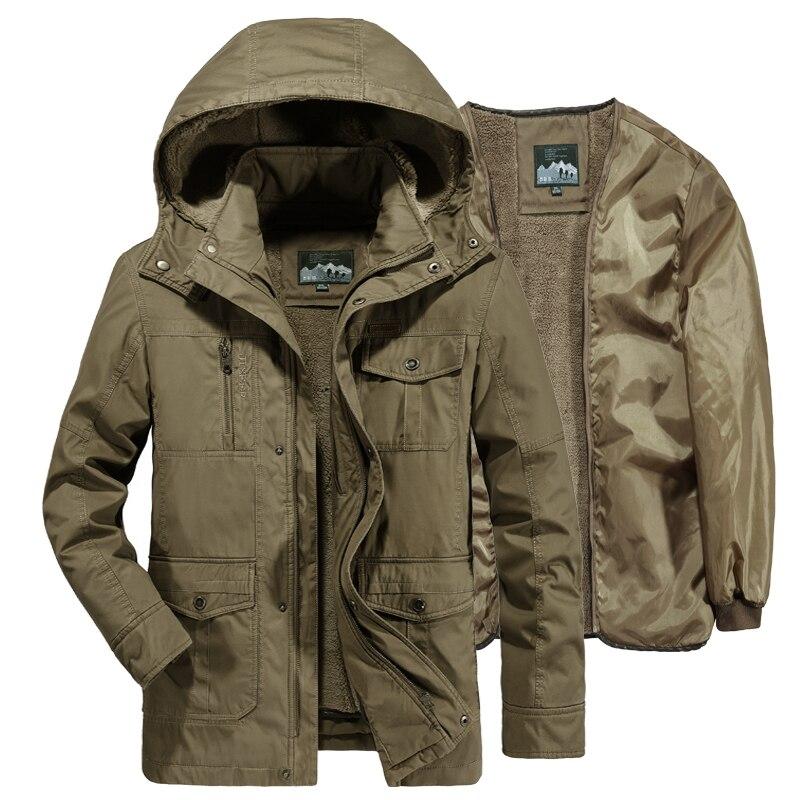 Military Winter Parka Jackets