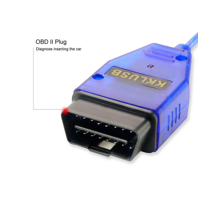 VAG-COM 409.1 Vag Com vag 409Com vag 409 kkl OBD2 USB Cable Scanner Scan Tool Interface For Audi Seat Volkswagen Skoda
