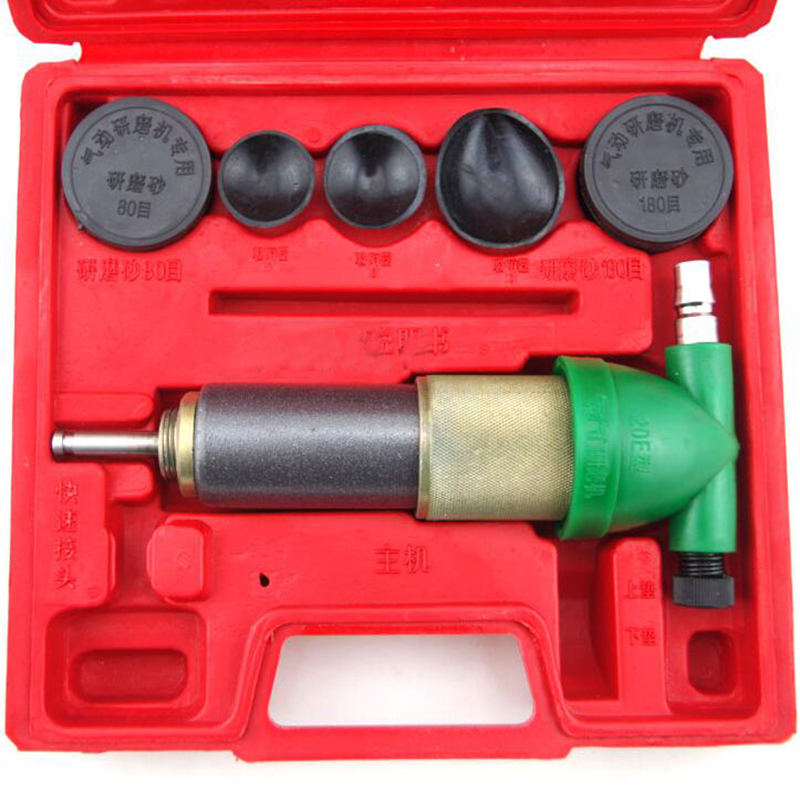 L  High Grade Pneumatic Valve Grinding Machine Engine Maintenance Tool For Automobile Engine