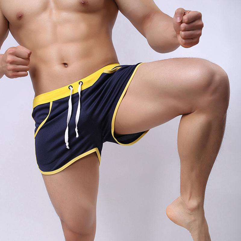 Topdudes.com - Men's Summer Quick Dry Swimmer Beach Shorts
