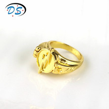 DC Comic Jewelry Marvel Superheroes The Flash Flashman Rings for Women Men Lighting Finger Ring Party Cosplay Ring Jewelry
