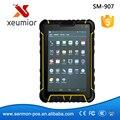 7 ''Android IP67 Водонепроницаемый Промышленный Планшетный с 4 Г/WI-FI/BT/GPS/Сканер Штрих-Кода/LF NFC Читатель UHF RFID/Отпечатков Пальцев