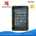 7'' Android IP67 Waterproof Industrial Tablet with 4G/WIFI/BT/GPS/Barcode Scanner/LF NFC UHF RFID Reader/Fingerprint