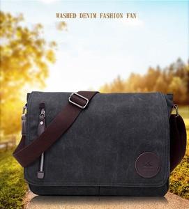 Image 5 - 새로운 도착 남자 노트북 어깨 가방 남자 캔버스 비즈니스 컴퓨터 가방 럭셔리 디자이너 서류 가방 파일 패키지 여행 레저