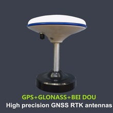 excessive acquire, RTK GNSS measurement antenna, BDS GPS GLONASS Three system for RTK measurement GPS timing TNC connector, top quality