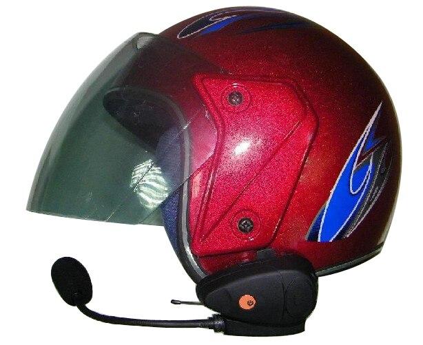 Casco de la motocicleta auriculares/Intercom/Bluetooth Kit Manos Libres/interfono
