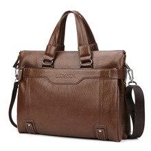 Männer business leder laptop-tasche handtasche tasche casual männer reisetaschen leder vintage umhängetaschen für männer PT818