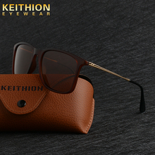 KEITHION  Brand Retro Fashion Polarized Sunglasses Women Men Gold Rose Mirror Sun Glasses For Ladies Vintage Shades UV400 цена 2017