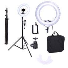 Kamera Foto Video 13 zoll Ring Fluoreszierende Blitzlicht Lampe für Porträt, Fotografie, Videoaufnahmen mit Stativ KEINE dimmbare