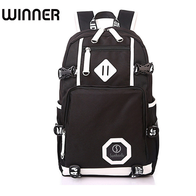 High Quality Brand Design Men Backpack For School Bag Agers Boys 15 6 Inches Laptop Back