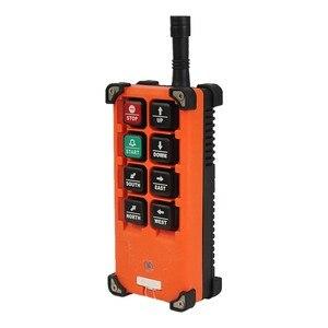 Image 2 - F21 E1B 1 transmissor/6 botões 1 velocidade grua guindaste de controle remoto transmissor rádio sem fio controle remoto rransmitter