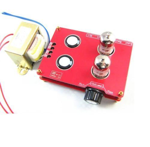 1 шт. буфера 6N3 ламповый усилитель преампа Предварительный усилитель Матисс Kit + Transforme