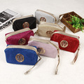 New Travel Cosmetic Bag Portable Makeup Bag Purse Pouch Zipper sac a main brand cosmetic beautician bags