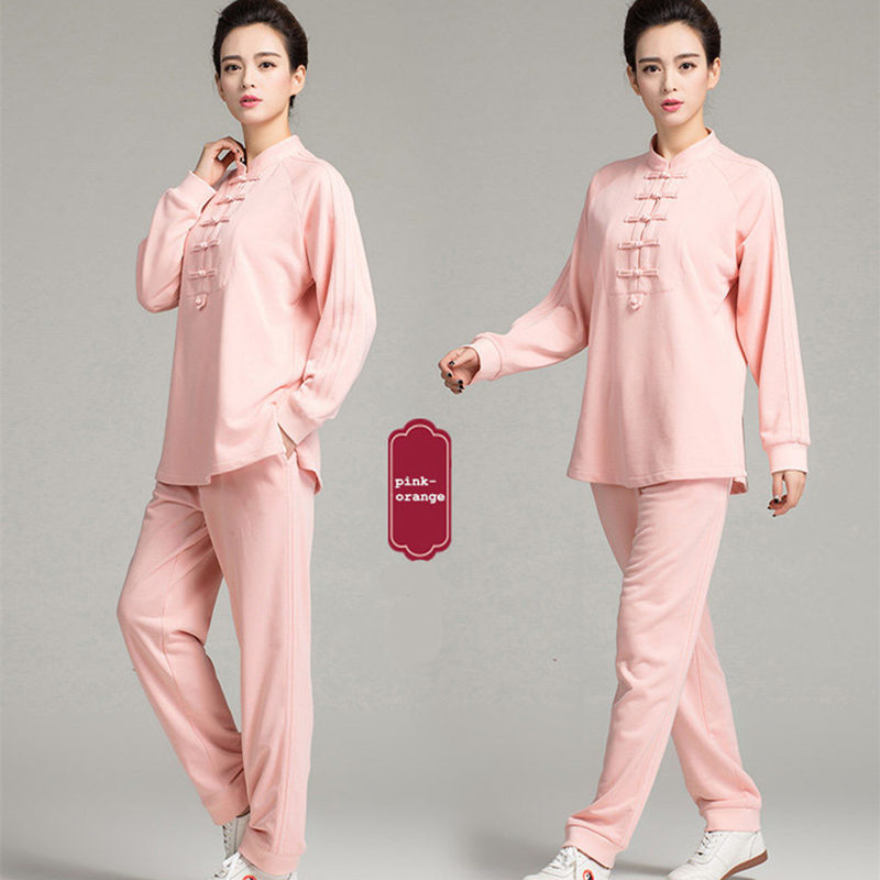 Woman Warm Cotton Tai Chi Uniform Tai Chi Clothing Taijiquan Suits Wushu Clothes Kung Fu
