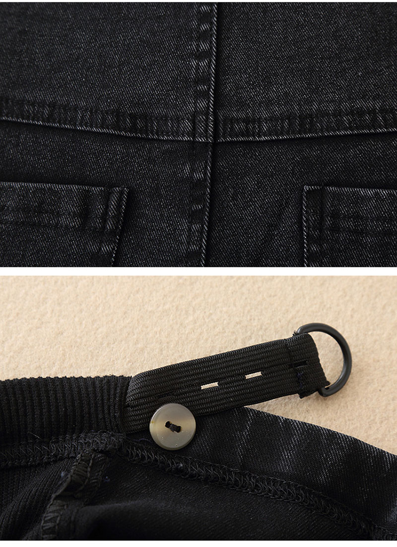 calças para grávidas gravidez abdominal calças de