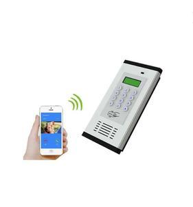 Image 5 - 200 комнат RFID 13,56 МГц и GSM/3G четырехдиапазонный аудио домофон GSM контроллер доступа к жилым воротам