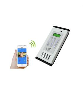 Image 5 - 200 rooms RFID 13.56MHZ & GSM/3G Quad band audio door gate Intercom GSM Residential Gate Access Entry Apartment controller