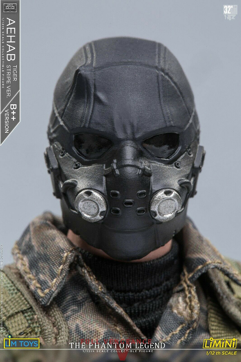 Pre-order LIMTOYS LIMINI 1//12 Scale AEHAB 6in Action Figure