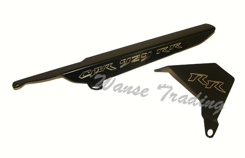 феном, задний привод цепь гвардии Крышка щит обтекатель капота панель грязи протектор для Honda CBR929RR ЦБ РФ 929 РР 2000 2001