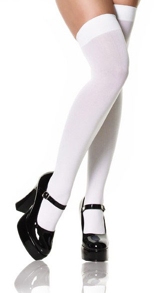 UTMEON black white red striped holiday women thigh highs stockings, sexy exotic tights color stockings/hosiery for woman