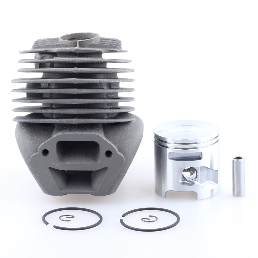 Cylinder Piston Kit For HUSQVARNA K750 K760 520 75 73-02 506 38 61-71 Chainsaw Engine 51MM piston