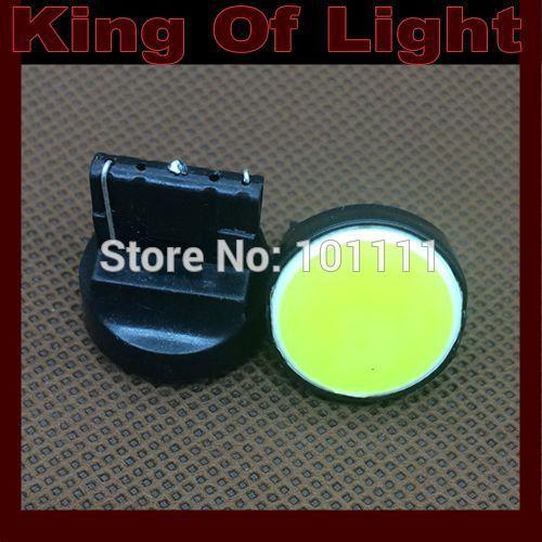 10x High quality led Car styling lighting T20 12 leds chips 7440 1 COB Turn light Free shipping