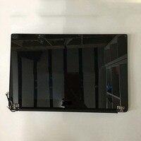 15,6 для DELL XPS 15 9550 3840X2160 Полный ЖК экран с сенсорным экраном в сборе + рамка