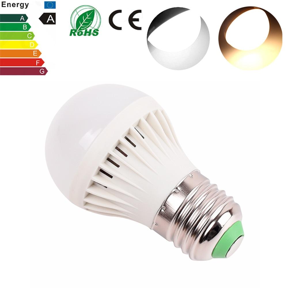 3w E26 E27 2w Led Lamps Bulb Light Bright Energy Saving Ac90v 260v Bombillas Lampada Led 110v