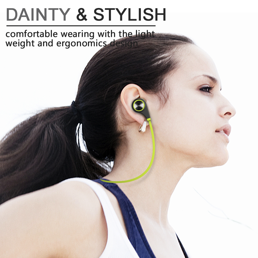Q9 Bluetooth Earphone Wilress Headphones in Ear Bluetooth 4.0 Headset Stereo Sports Earbuds Mic PK QY7 QY8 for iPhone Samsung cyboris sports wireless bluetooth earphone stereo earbuds headset bass headphones with mic in ear for iphone 7 for samsung s8