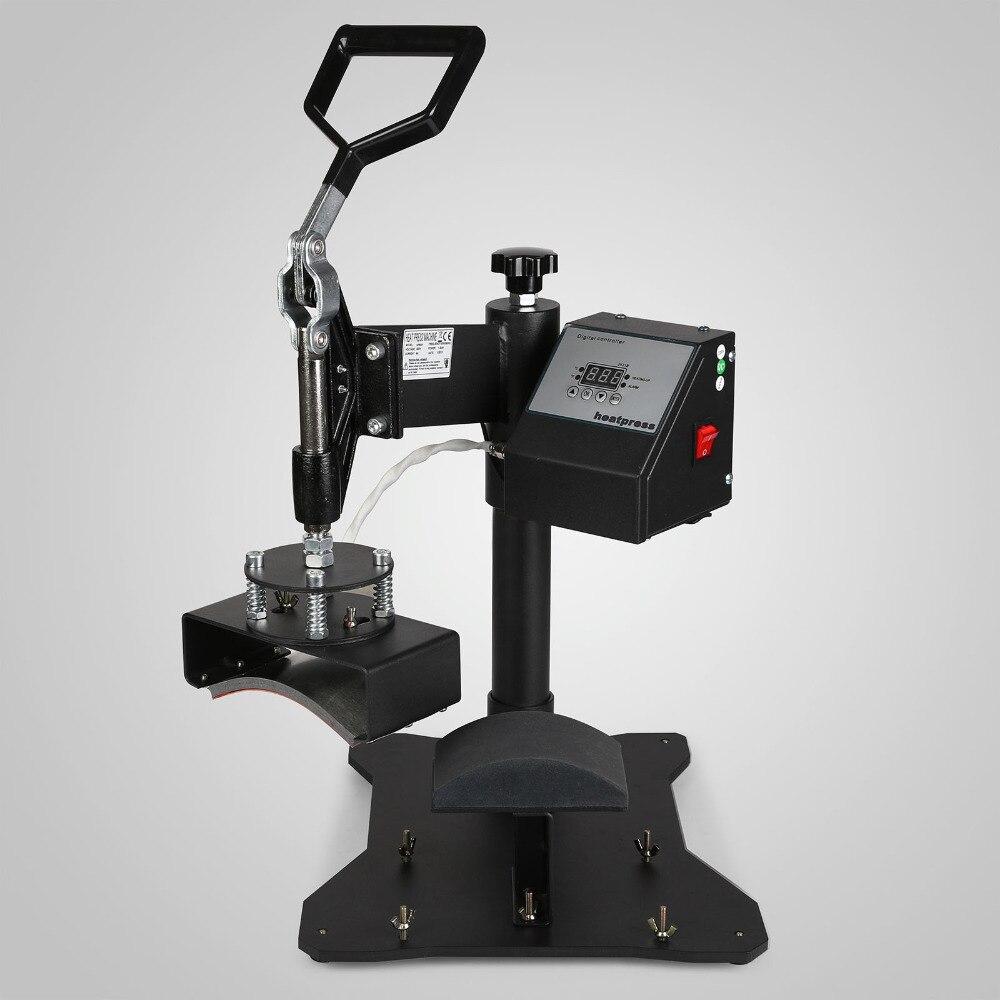 HP5 in 1 Warmte Pers Overdracht Machine voor T shirt/Mok - 6