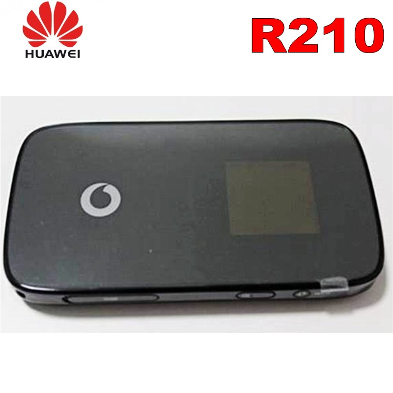HuaWei R210 4G routeur OLCD écran