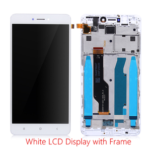 Image 5 - Originale Dello Schermo Per Xiaomi Redmi Nota 4X Display LCD Con Cornice Touch Panel Snapdragon 625 Nota 4 Globale 4GB 64GB LCD Digitizer di Ricambio