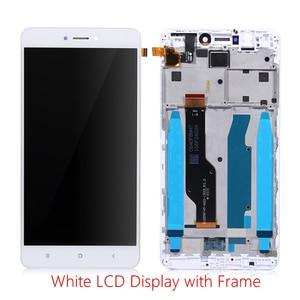 Image 5 - מקורי מסך לxiaomi Redmi הערה 4X LCD תצוגת מסגרת מגע פנל Snapdragon 625 הערה 4 הגלובלי 4GB 64GB LCD Digitizer חלקי