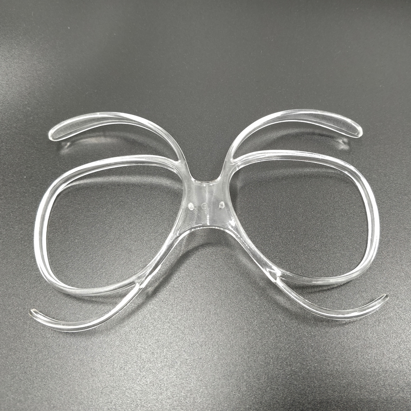 LOCLE Professional Ski Goggles Myopia Frame Adapter Snow Skiing Glasses Embedded Sunglasses Adapter Myopia Inline Frame TR90