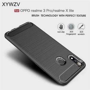 Image 1 - For Oppo Reno 10X Zoom Case Armor Protective Soft Silicone Phone Case For Oppo Reno 10X Zoom Back Cover For Reno 10X Zoom Fundas