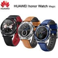 На складе! Huawei Honor Watch Magic Смарт-часы Спорт Sleep Run Велоспорт плавание mountain gps 1,2